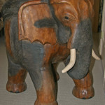 MBR-6 Mid-Level Elephant Chair